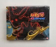 Naruto CCG TCG Booster Box Emerging Alliance Factory Sealed Shonen Jump Bandai