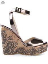 Jimmi Choo 143 Patara Shoes NWB Size:38.5 -usa8