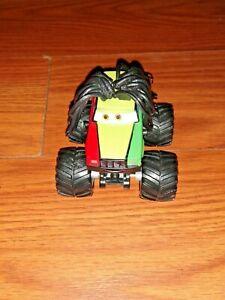 Disney Pixar Cars Rasta Carian Monster Truck.