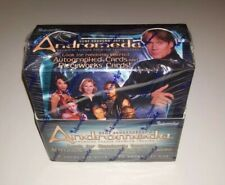 Andromeda Premiere Season Trading Card Sealed Box x36 Boosters (Inkworks, 2001)