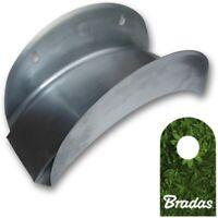 Wandschlauchhalter Schlauchhalter aus Metall für Gartenschlauch Bradas 1147