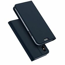 Silicone/Gel/Rubber Mobile Phone Flip Cases for iPhone X