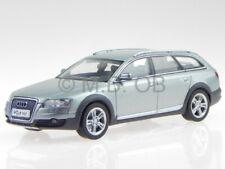 Audi A6 C6 Allroad quattro quarzgris coche en miniatura AutoArt 1/43