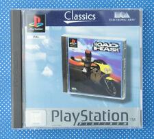 Road Rash (Sony PlayStation 1, 1995, Keep Case)