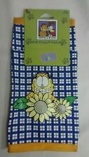 GARFIELD ODIE Kids Pouch Apron by PAWS 100% Cotton NEW