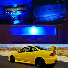 94-01 Integra DC2 BLUE LED Bulb Full Package (Map Dome + Trunk + License Plate)