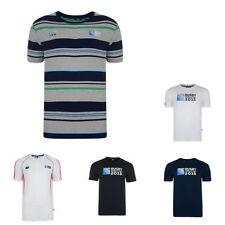 Canterbury Cotton Short Sleeve T-Shirts for Men