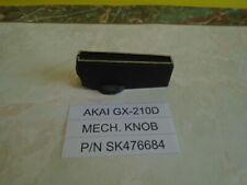 Akai GX-210D Reel To Reel Mech Knob With Mount Screw Used