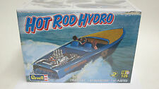 Revell 1/25 Hot Rod Hydro Ski Boat Plastic Model Kit 85-0392