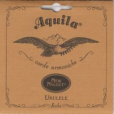 AQUILA Ukulele Strings, Tenor 8-String, Nylgut T8, 19U