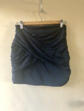 Kookai Ruched Mini Skirt Sz 2