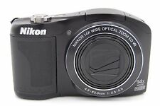 NIKON COOLPIX L610 16.0MP 3''SCREEN 14x DIGITAL CAMERA - BLACK