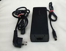 Original XBOX 360 Netzteil S E 115 Watt  von Microsoft + Stromkabel PAL