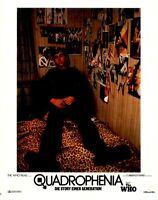 Quadrophenia ORIGINAL Aushangfoto The Who / Sting / Rocker gegen Mods SUPER