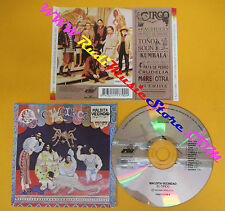 CD MALDITA VECINDAD Y LOS HIJOS DEL QUINTO PATIO El Circo no lp mc dvd vhs (CS5)