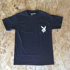 Fuct Players Club Pocket T Shirt Black SIZE 2XL NEW IN BAG  Death Bunny