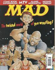 MAD Magazine #378, FEBRUARY 1999