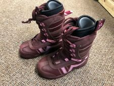 Vans Hi Standard snowboard boots womens vans snowboard boots