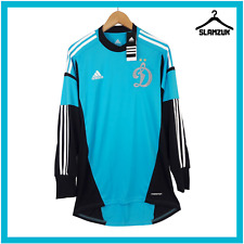 More details for dynamo moscow football goalkeeper shirt adidas l large gk soccer jersey 2011 a11