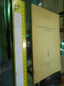 LIBRO:Le origini del Sindicus-procurator a Siena (secc. XII-XIII)