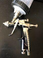 Iwata Lph80 12 Tip E4 Cap Hvlp Mini Gravity Feed Gun With Free 3m Pps