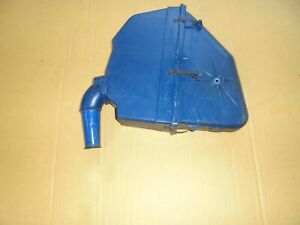 Ford Escort mk2 RS2000 Mexico  Airbox   Early Blue Style..Also Capri mk2 2.0ltr.