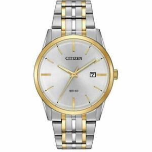 Citizen Men's BI5004-51A Quartz Stainless Steel Two-Tone Watch