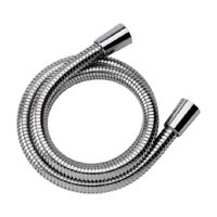 Mira Logic Bathroom Bath Shower Hose Metal 1.75m Flexible Chrome 2.1605.139