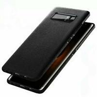 Leather Pattern Samsung Galaxy S10/ S10 Plus / S10 e /Note 9 Silicone Case