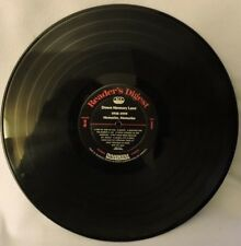 Readers Digest Down Memory Lane Music From 1910-1919 Memories Vinyl Album