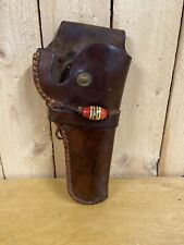Old  Leather H. H. Heiser Denver Western Holster #419