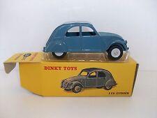 Dinky Toys Atlas 2 CV Citroen Bleue 535/24T