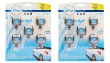 FEBREZE Car Vent Clips 2 ml Air Freshener Linen & Sky - 10 Count
