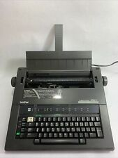 Vintage Brother Compactronic 300M Electric Typewriter Auto Correct & Memory