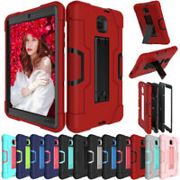 Hybrid Shockproof Impact Case Cover For Samsung Galaxy Tab A 8.0 2018 SM-T387