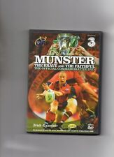 MUNSTER RUGBY DVD - 2006 HEINEKEN CUP - THE BRAVE & THE FAITHFUL - IRELAND