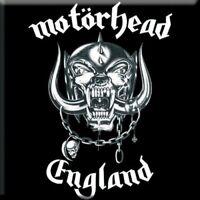 OFFICIAL LICENSED - MOTORHEAD ENGLAND - FRIDGE MAGNET LEMMY