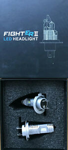 Dual LED Headlight Conversion BMW R1200GS K1300S K1200R K1300R F800GS H7 F800S