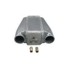 "CXRacing Liquid Water to Air Intercooler 3"" HUGE Drag 1000HP 12""x12.5""x4.5"""