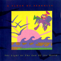 CD A Flock Of Seagulls Light At The End Of The World 12Tr. Studio Album Rar Neu