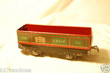 Vintage Marx Rock Island Model #552 CRI&P Gondola Car Tin Litho O Gauge PreWar