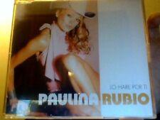 paulina rubio lo hare por ti cd single mercury 2 tracks