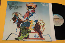 THE ALLMAN BROTHERS BAND LP REACH FOR THE SKY 1°ST ORIG ITALIE EX