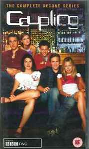 Coupling: The Complete Second Series, VHS, 2001, Jack Davenport, Gina Bellman