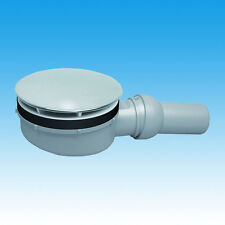 Ablauf Dusche superflach Sifon Duschablauf Ø 90mm Abfluss Siphon D 90 mm, H 60mm