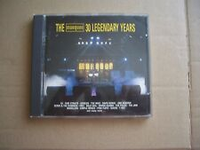 THE MARQUEE 30 LEGENDARY YEARS CD ALBUM - U2 WHO DAVID BOWIE QUEEN T.REX FREE