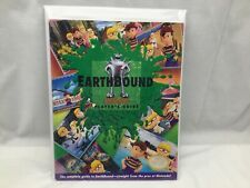 Nintendo Players guide ~ EARTHBOUND with SCRATCH & SNIFF !