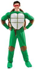 Costume Carnevale uomo cartoon Tartaruga Ninja *15010 Ninja Turtles