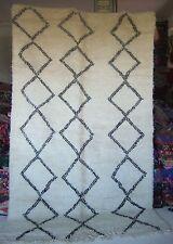 Moroccan Beni Ouarain (Ourain) tribal rug 300 x 172cm (178)