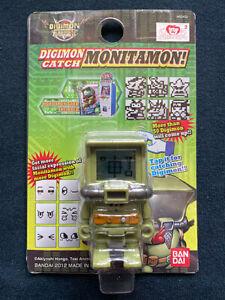 Bandai Digimon Fusion Xros Wars Digivice Ganbare Monitamon Monitormon Figure NEW